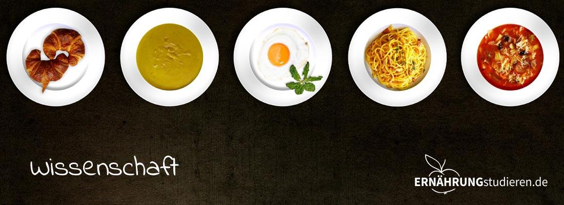 Ernährung ist eine Wissenschaft - Beginne jetzt ein Studium im Ernährungsbereich.